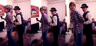 An Arresting Wrap Party!!