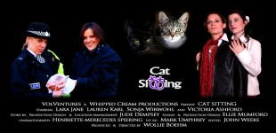 Cat Sitting - PVT Screening 23rd Feb 2014