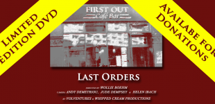 First Out's – Last Breaths