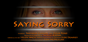 Saying Sorry - Finished