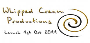 Coming soon - Whipped Cream Productions