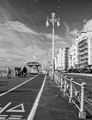 View the album Brighton (2011) B&W